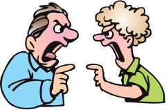 two-cartoon-men-yelling