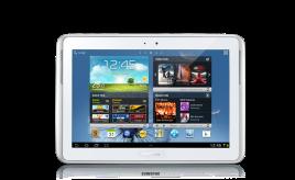 Samsung Note white