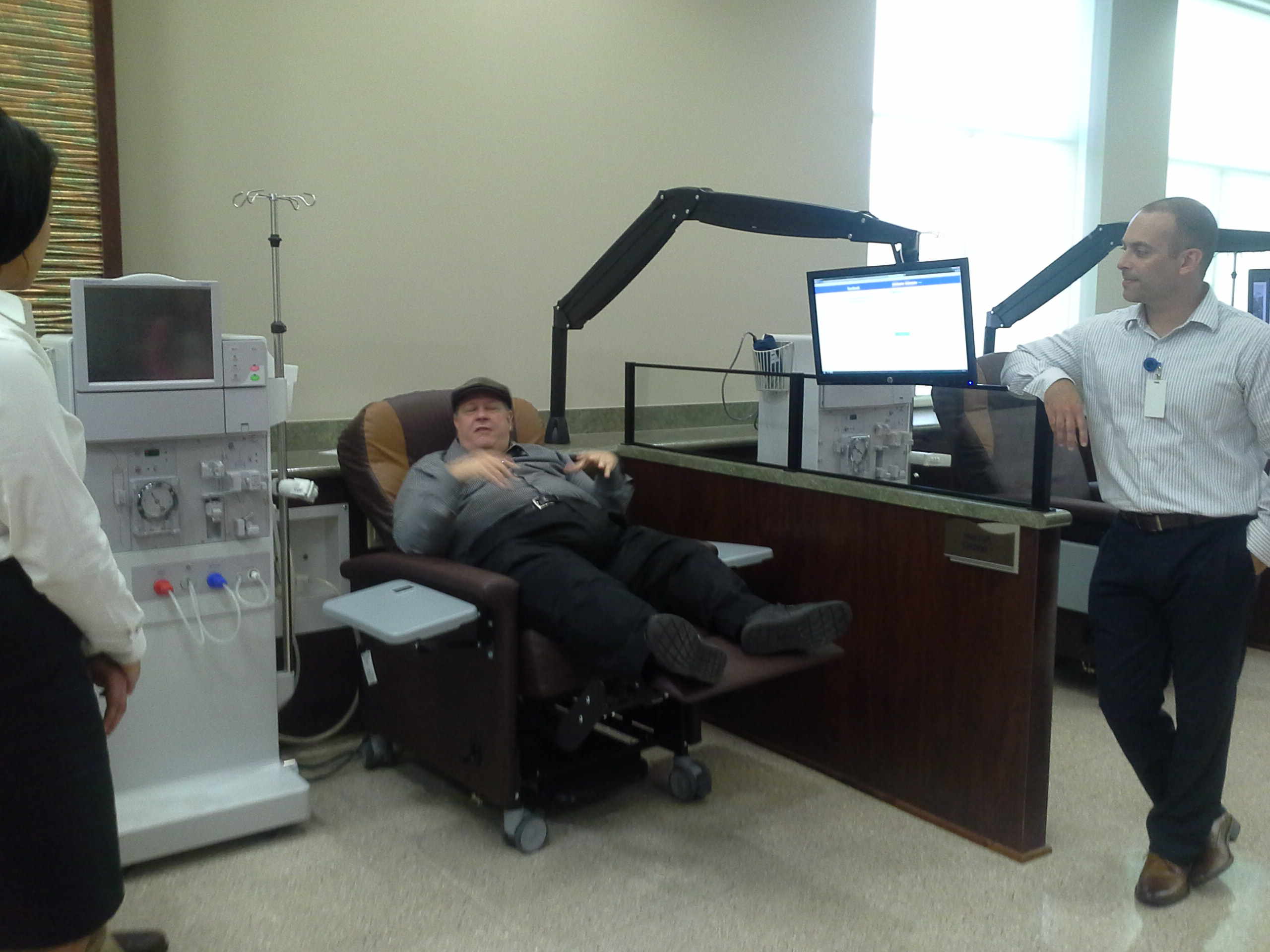 Dialysis and the Dream es True – DialySpa