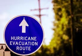 hurricane evac